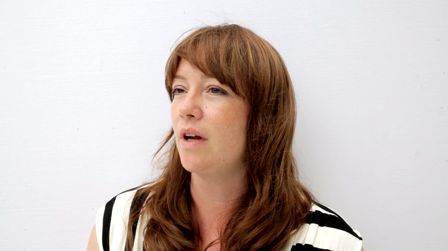 Eimear McBride video still