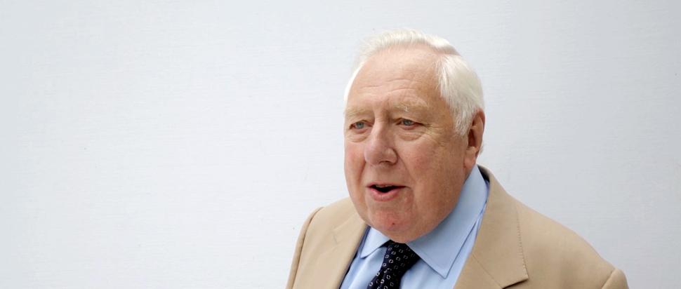 Roy Hattersley video still