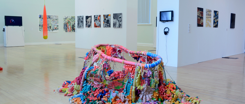 Bloomberg New Contemporaries 2014