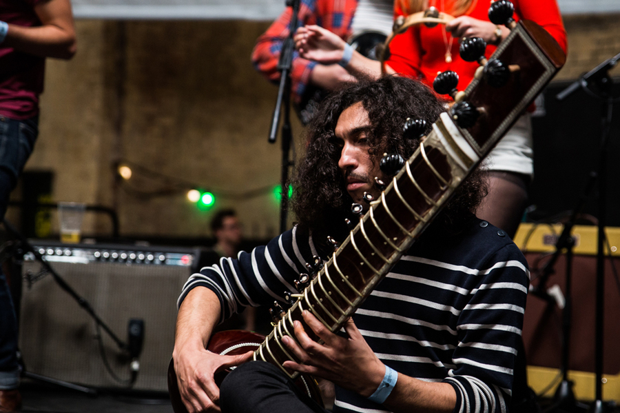Liverpool Psych Fest 2014 - Sudden Death Of Stars