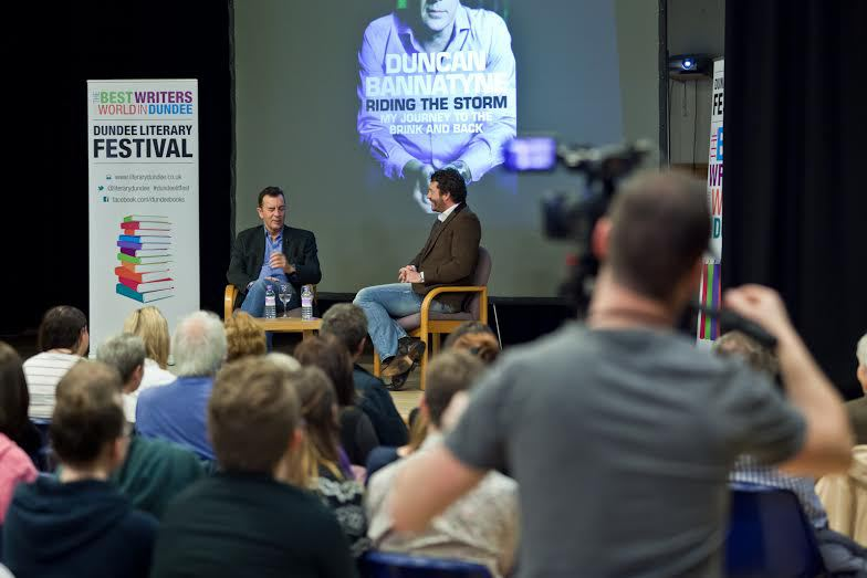 Dundee Literary Festival