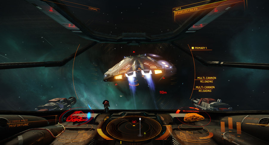 Dangerous Expectations or A Class Of Its Own - Elite: Dangerous