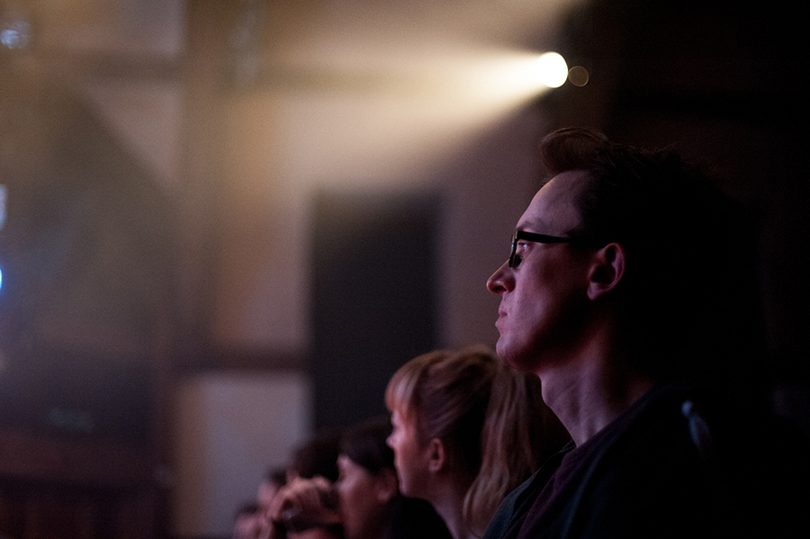Crowd at The Pleasance Sessions 2014