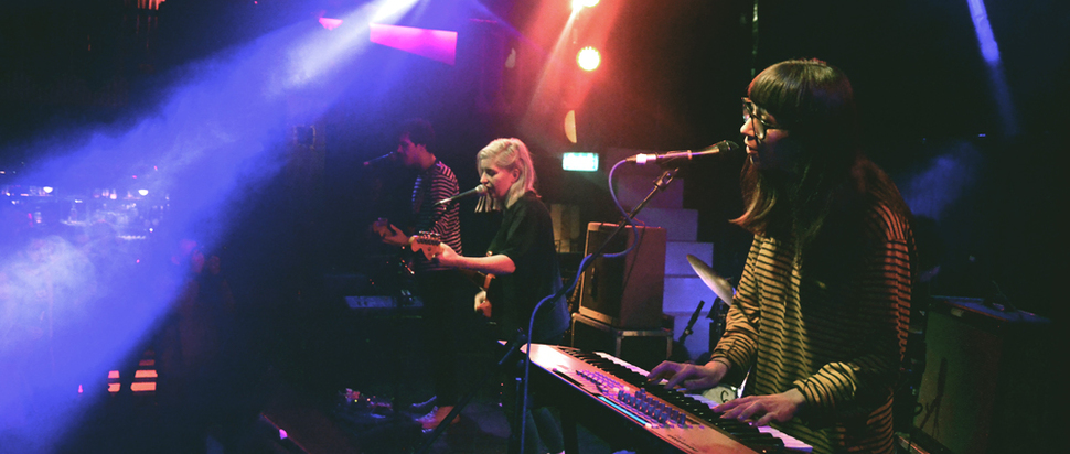 Alvvays @ The Kazimier, 21 Oct