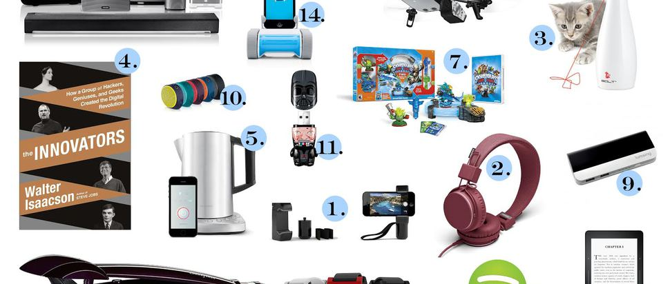 Christmas Gifts For Tech-Lovers To Suit Every Budget