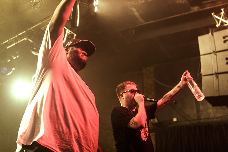 Run The Jewels at The Garage