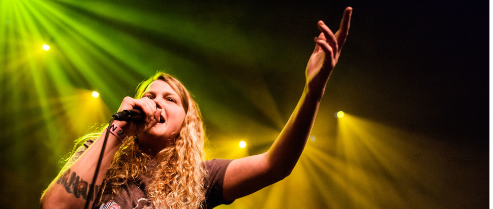 Kate Tempest at Eurosonic 2015