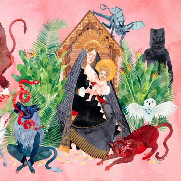 Father John Misty – I Love You Honeybear