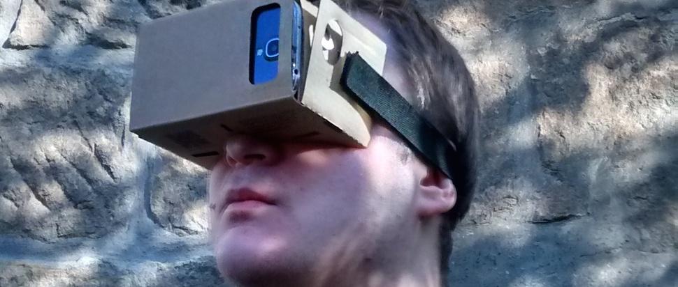 Google Cardboard Experience