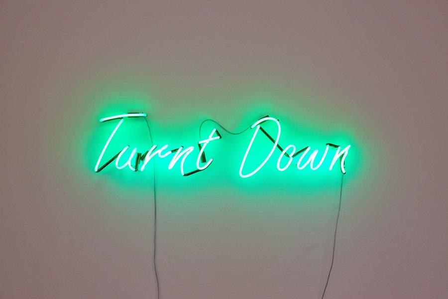 Joe Fletcher Orr - Turnt Down (2014)