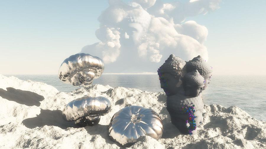 Gordon Murray, Auspicious Clouds
