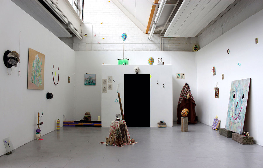 Cameron Orr, Untitled Installation, RSA New Contemporaries