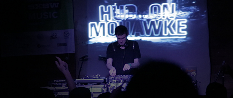 Hudson Mohawke at SxSW 2015