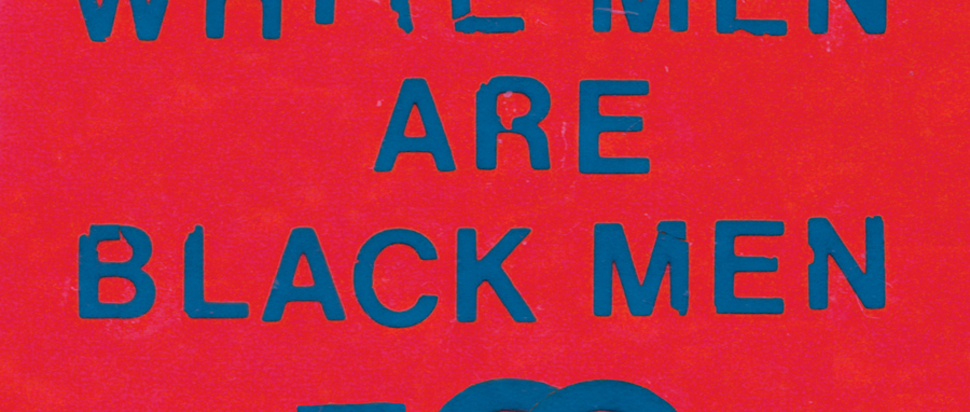 Young Fathers – White Men Are Black Men Too