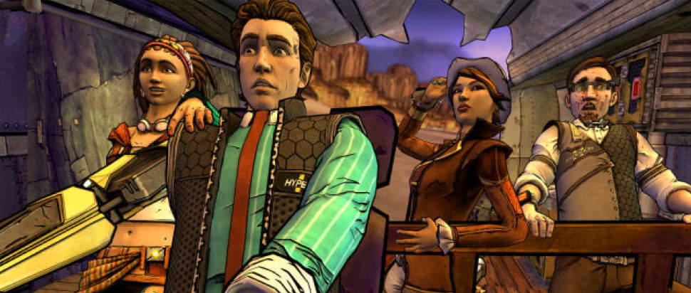 Tales from the Borderlands: Episode Two - Atlas Mugged