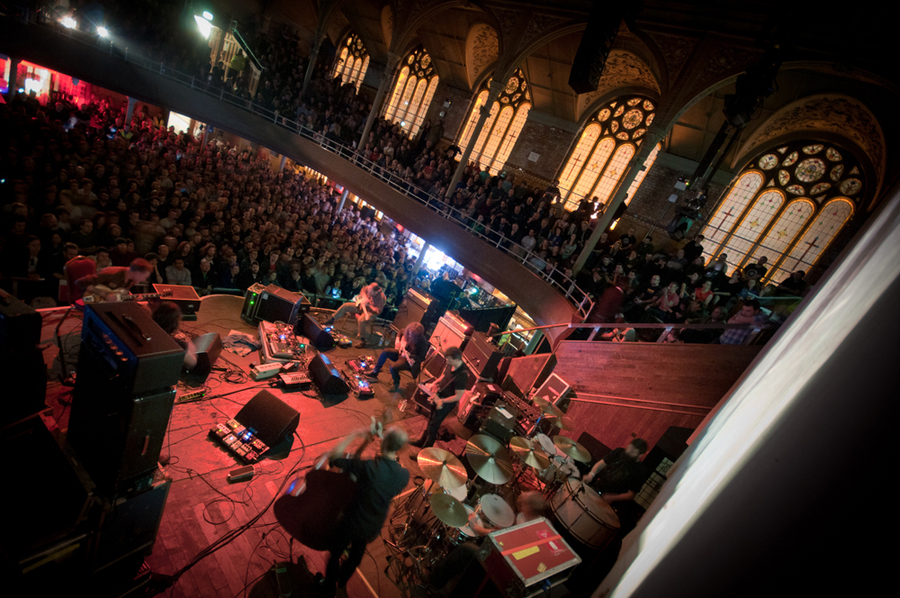 Godspeed You! Black Emperor @ Albert Hall, 17 Apr
