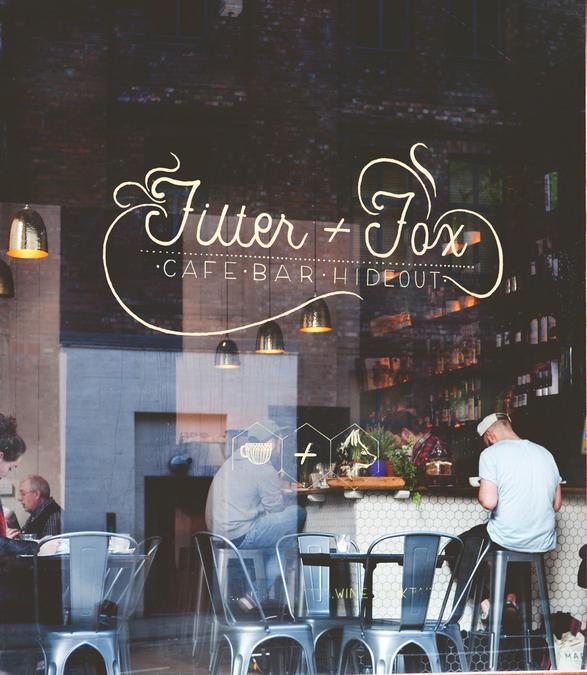 Filter + Fox