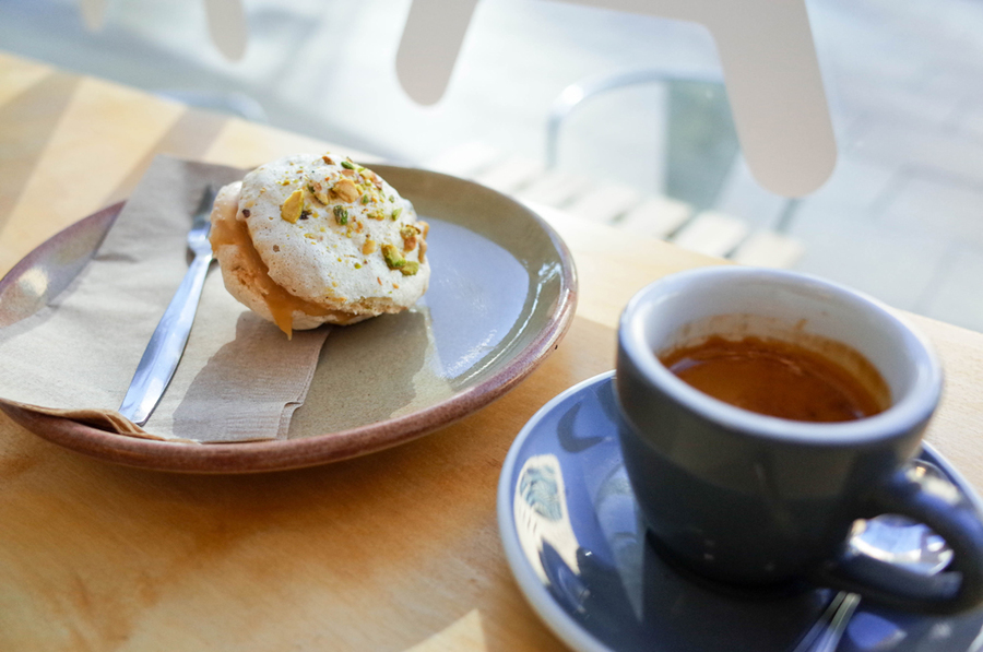 Idle Hands Review Manchester Pop Up Coffee Shop The Skinny