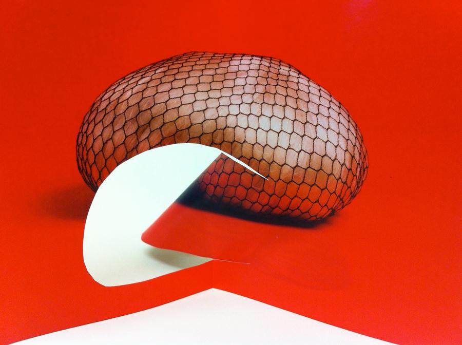 Sarah Eyre - Paper Furl (2014)