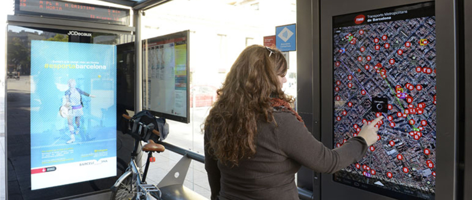 Edinburgh Bus Shelters Go Hi-Tech