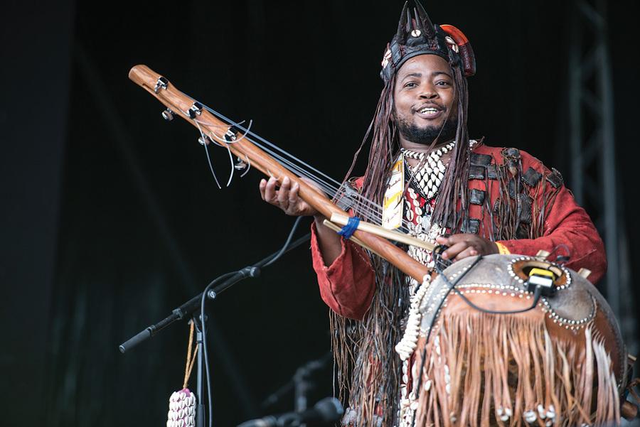 Africa Oyé 2015 - BKO Quintet