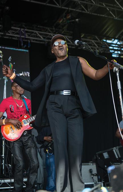 Africa Oyé 2015 - Gordon Masiala & NKA Musica