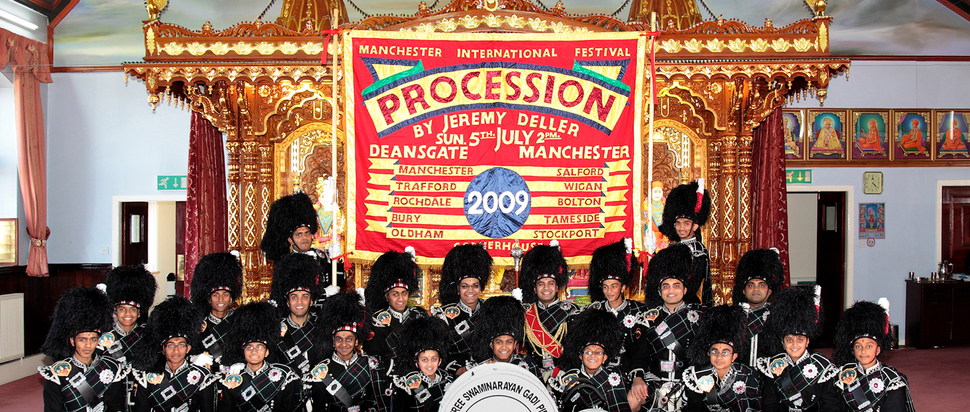 Jeremy Deller, Procession, MIF 2009