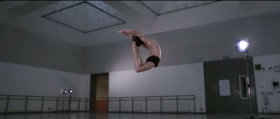 Replay Scottish Ballet dance film