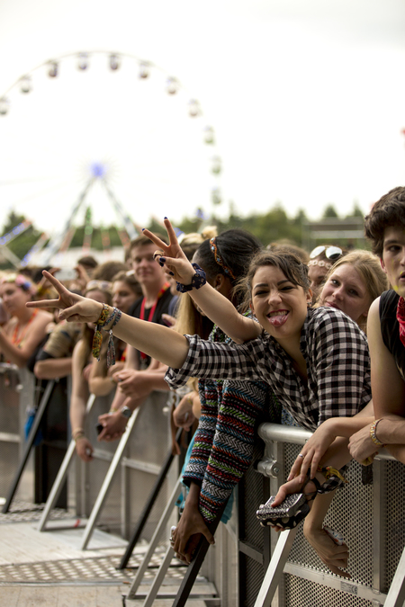 T Crowd 2015