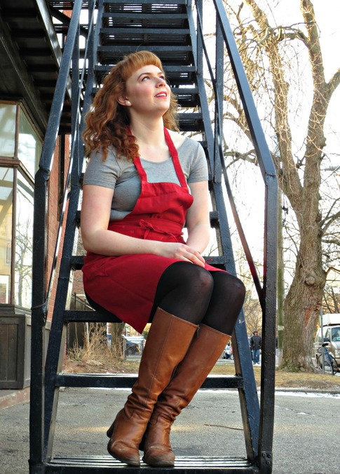 Confessions of a Redheaded Coffee Shop Girl
