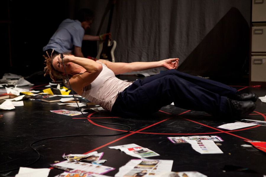 Fringe Theatre Reviews: Experiments at Summerhall