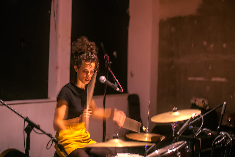 Pega Monstro, Old Hairdresser's, 20 Aug - Gig review - The