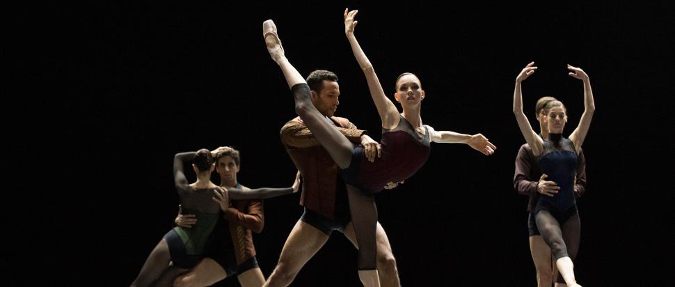 Ballett Zurich/Kairos and Sonett