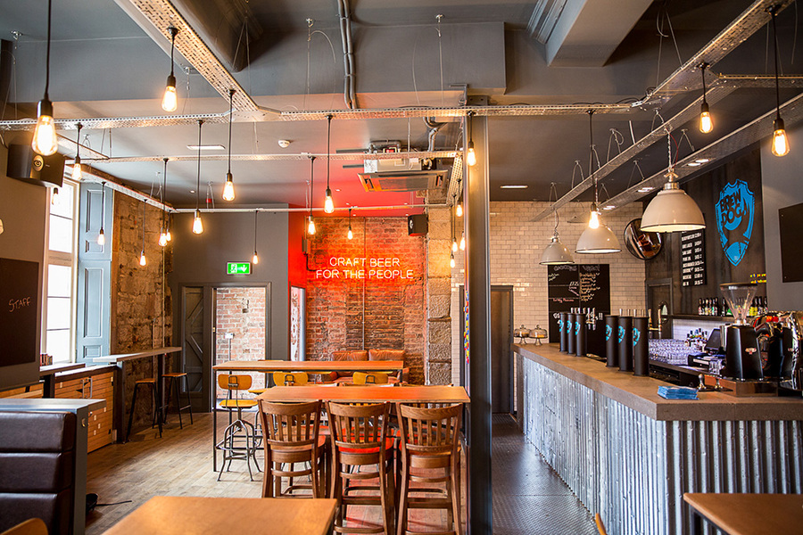 Brewdog Bar Dundee