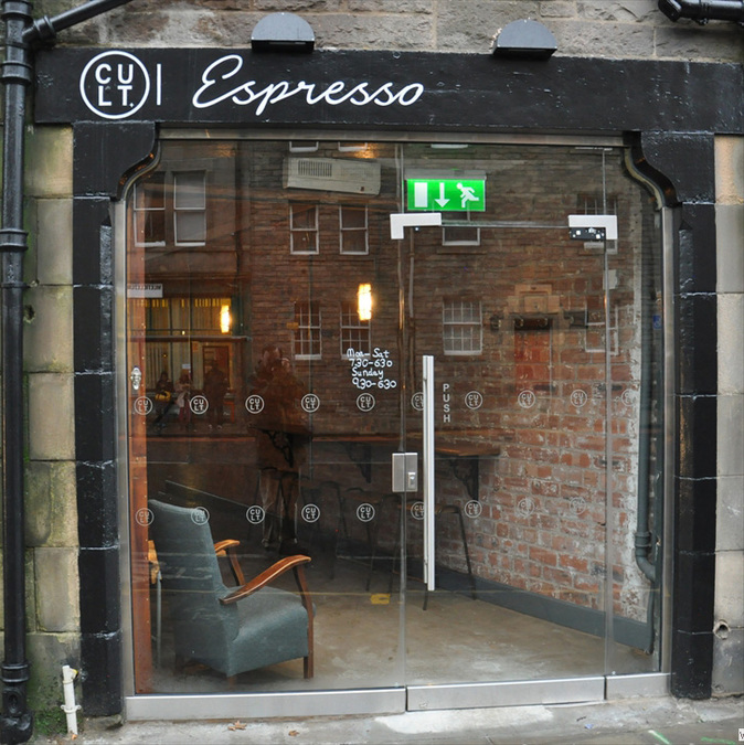 Cult Espresso Edinburgh