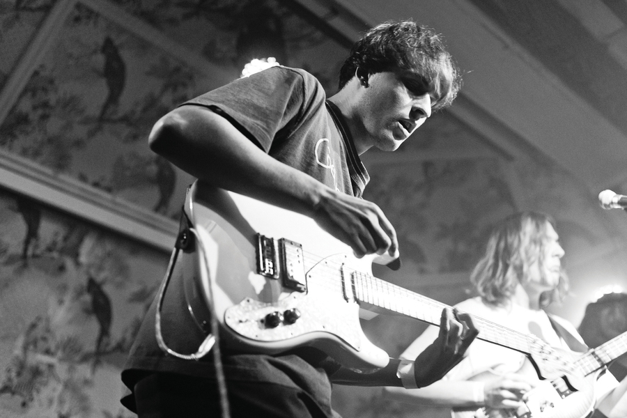 Fruit Bomb at The Deaf Institute, 25 Sep