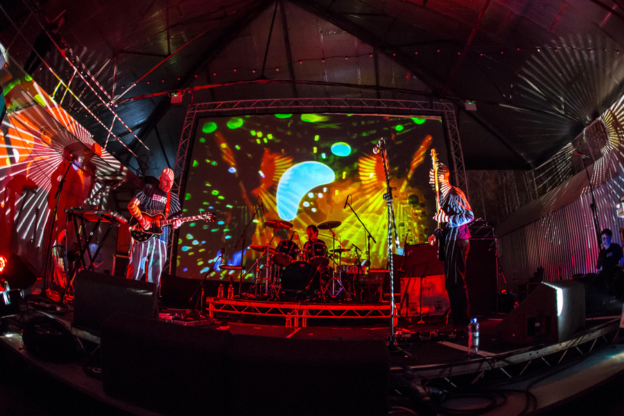 Liverpool Psych Fest 2015 - Dead Sea Apes