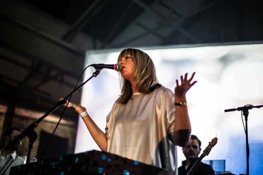 Liverpool Psych Fest 2015 - Jane Weaver