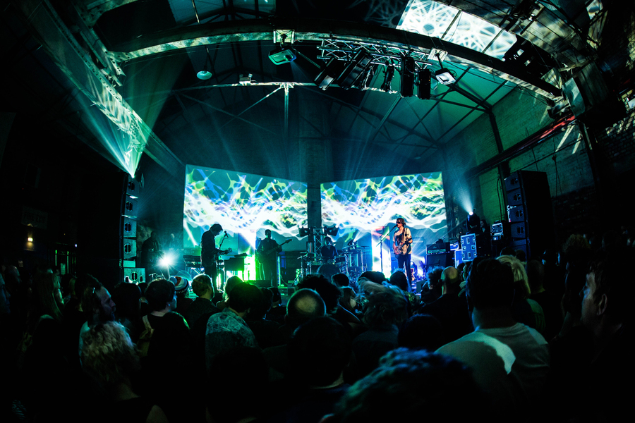 Liverpool Psych Fest 2015 - Spiritualized