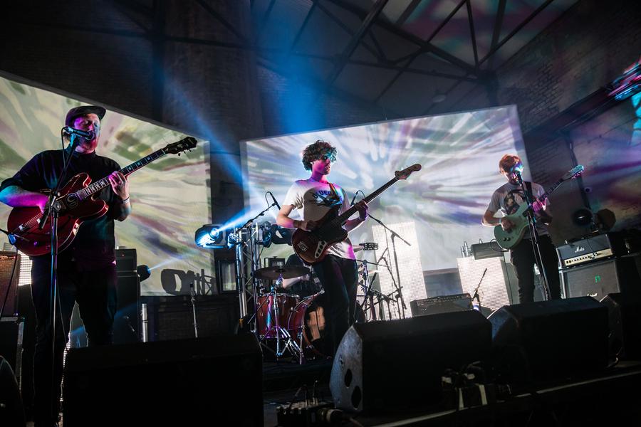 Liverpool Psych Fest 2015 - Strange Collective