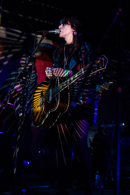 Liverpool Psych Fest 2015 - Tess Parks & Anton Newcombe