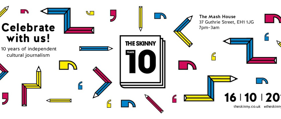 The Skinny 10th Birthday Party