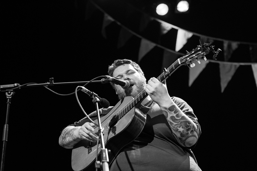 HM Hubbert at the Pleasance Sessions 2015