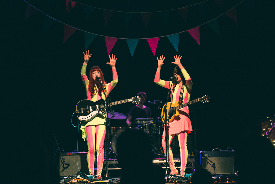 Bdy Prts at the Pleasance Sessions 2015