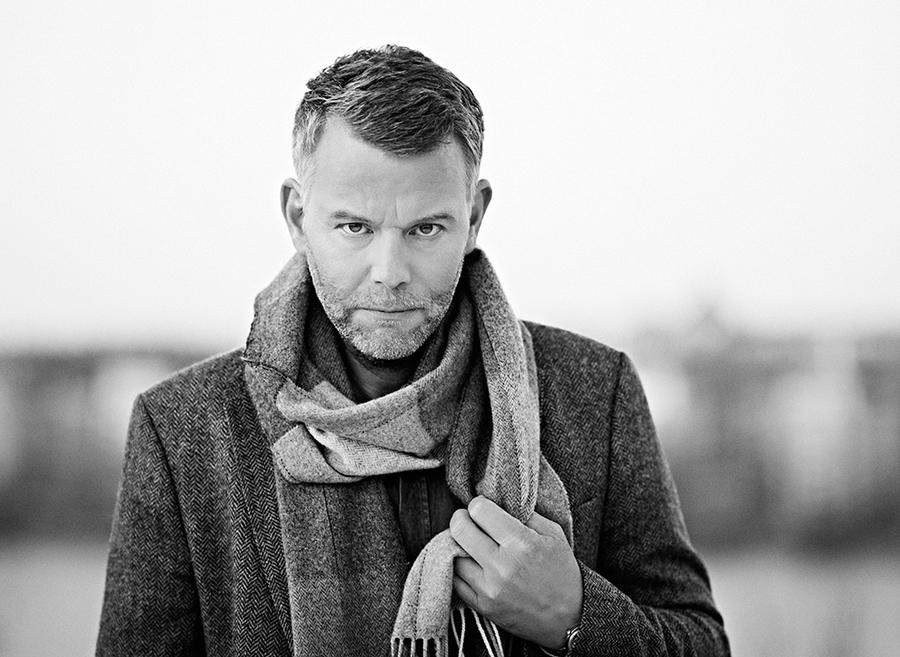 Saltire Festival: Arne Dahl