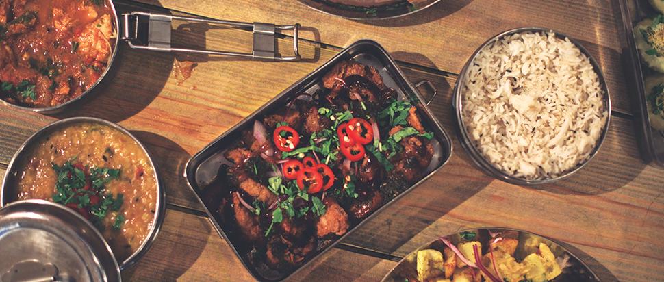 Mowgli Restaurant Review Indian Street Food The Skinny