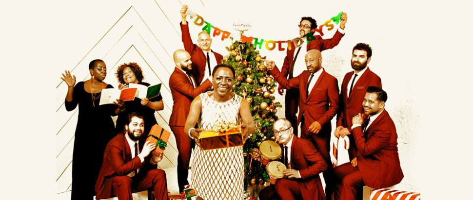 Sharon Jones and The Dap-Kings – It's a Holiday Soul Party
