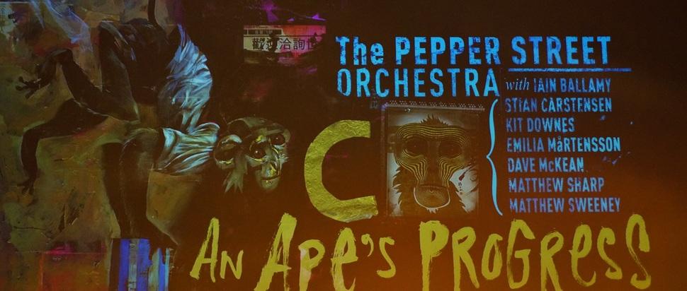 An Ape's Progress at Manchester Literature Festival