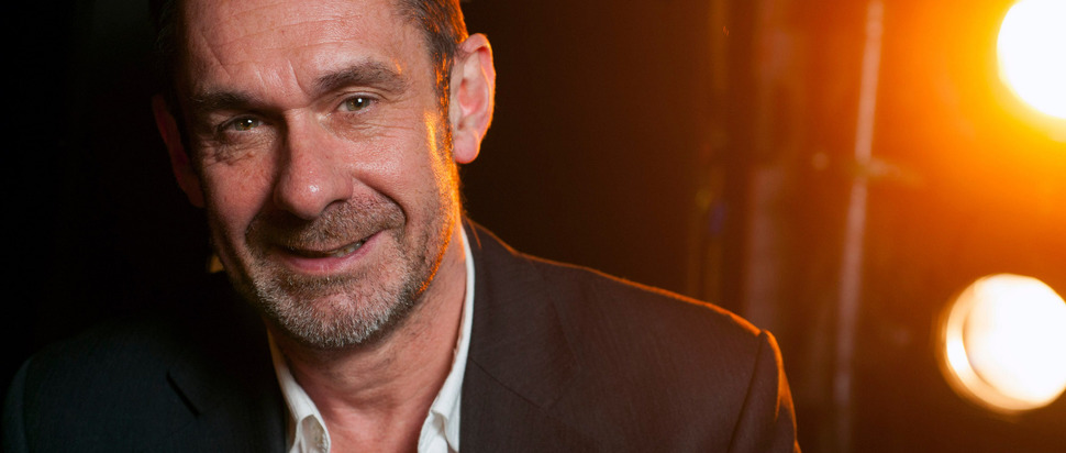 Paul Mason at Manchester Literature Festival