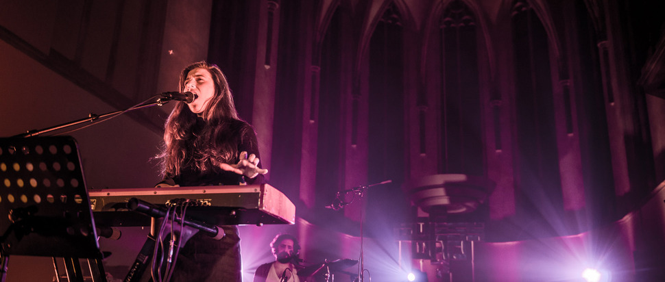 Julia Holter at Le Guess Who? 2015
